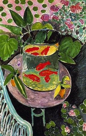 Henri Matisse Les Poissons Rouges 1912 Charlotte Wilkins