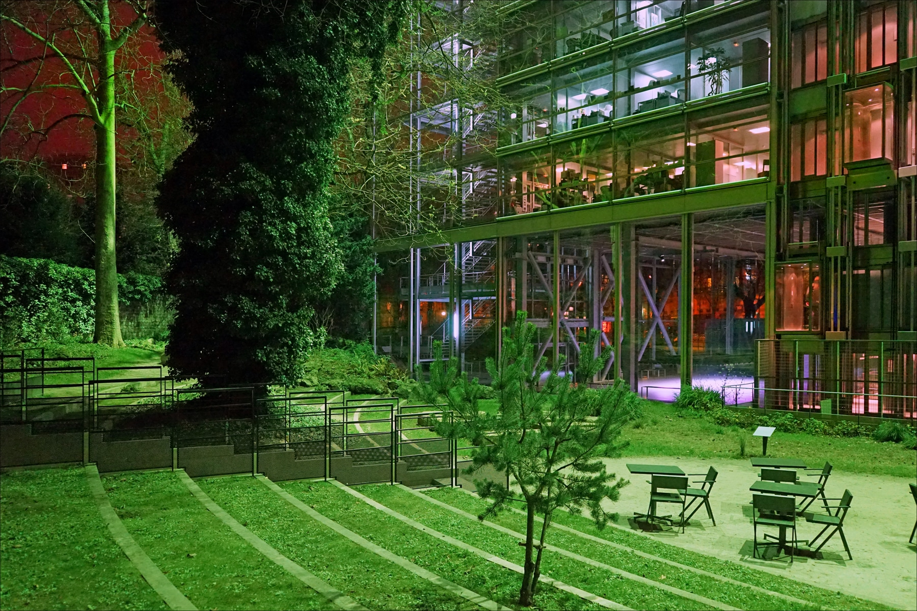 La Fondation Cartier pour lart contemporain 15907035710