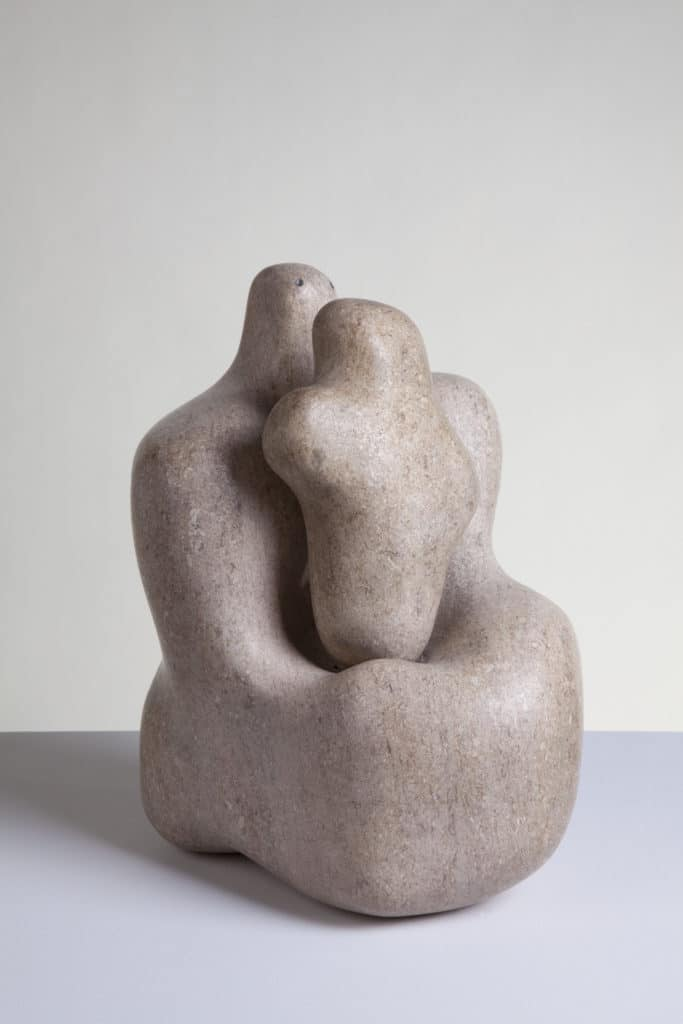 2 Hepworth Barbara Mother and Child