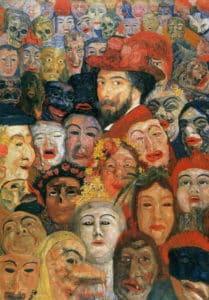 Les Masques dans l'Histoire de l'Art
