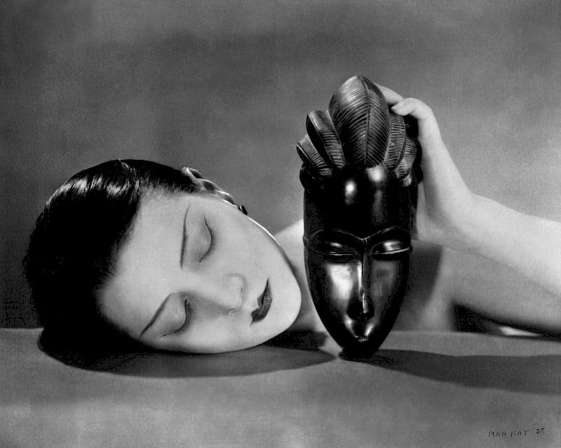 man ray black and white noire et blanche 1926 photograph 800x0