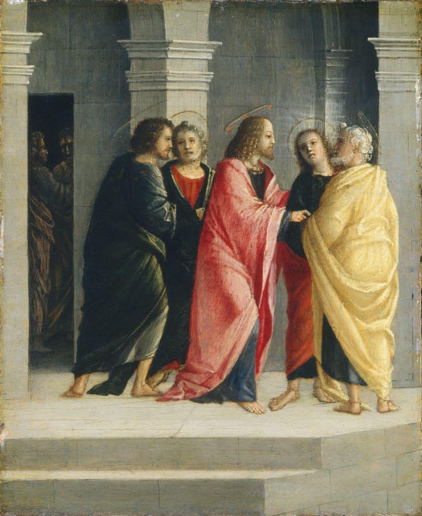 L'histoire de Pâques illustrée par l'art 4