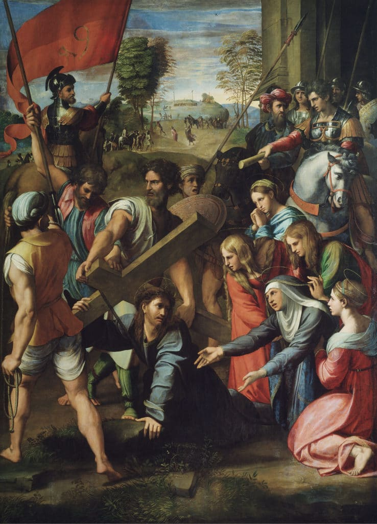 L'histoire de Pâques illustrée par l'art 13