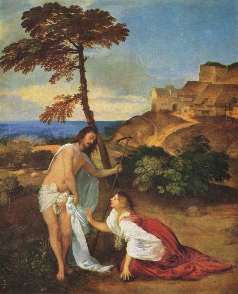 L'histoire de Pâques illustrée par l'art 21